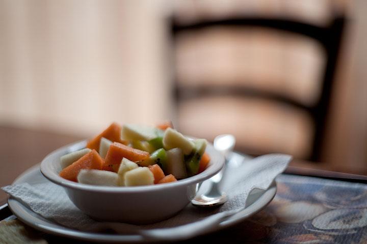Consejos de nutrición para pacientes de cáncer