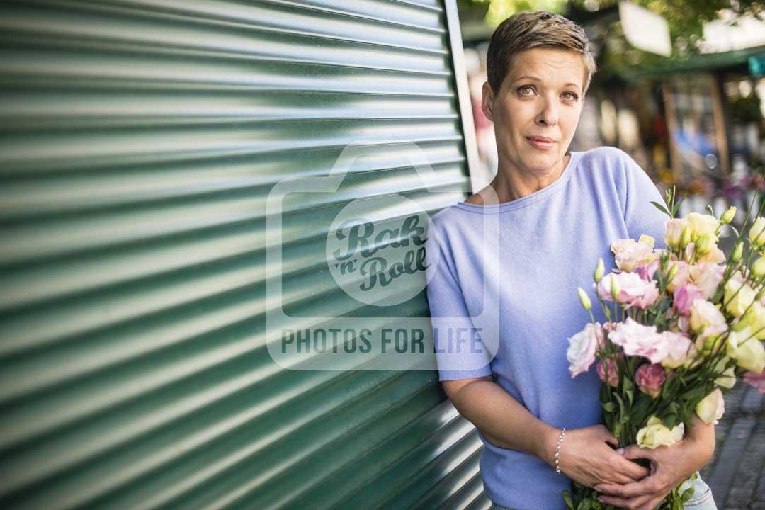 Banco de imágenes de pacientes con cáncer
