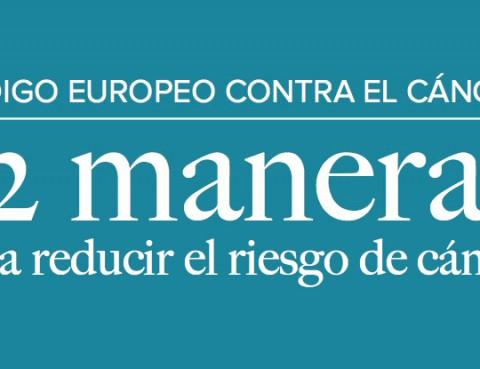 Código Europeo contra el cáncer