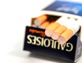 Crece el consumo de tabaco entre las chicas jóvenes