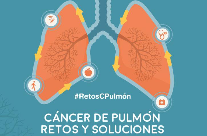 """Jornadas """"Cáncer de pulmón: retos y soluciones"""""""