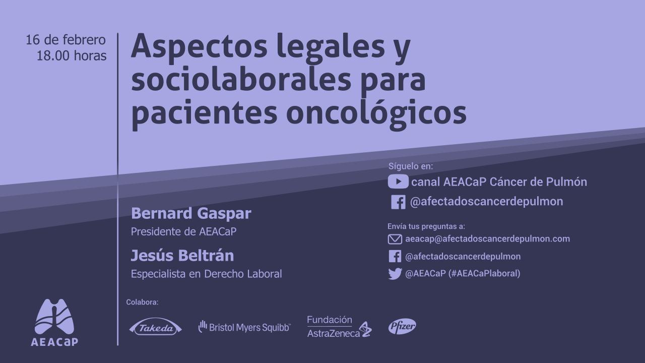 Seminario web 'GECP investigación y estudios'