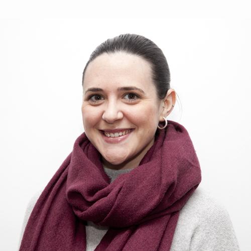 Paula Jiménez tesorera