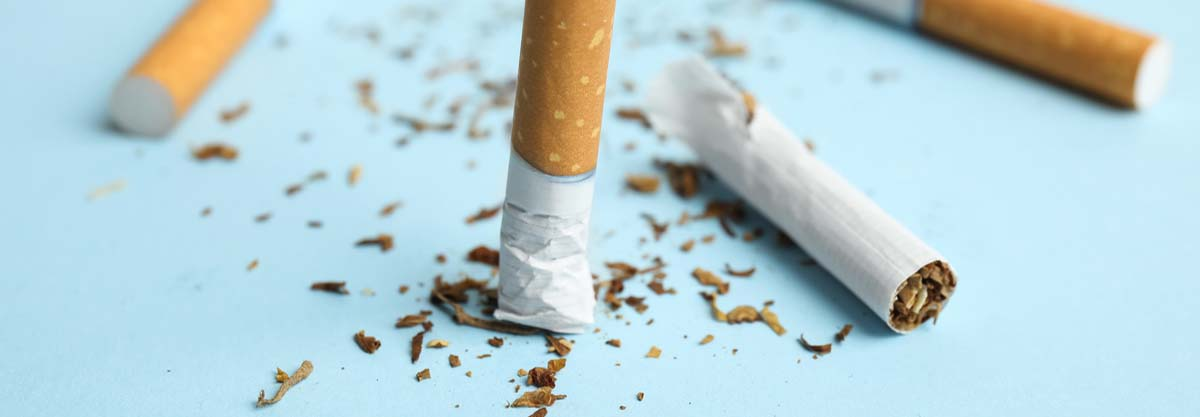 Prevención dejar o evitar el tabaquismo