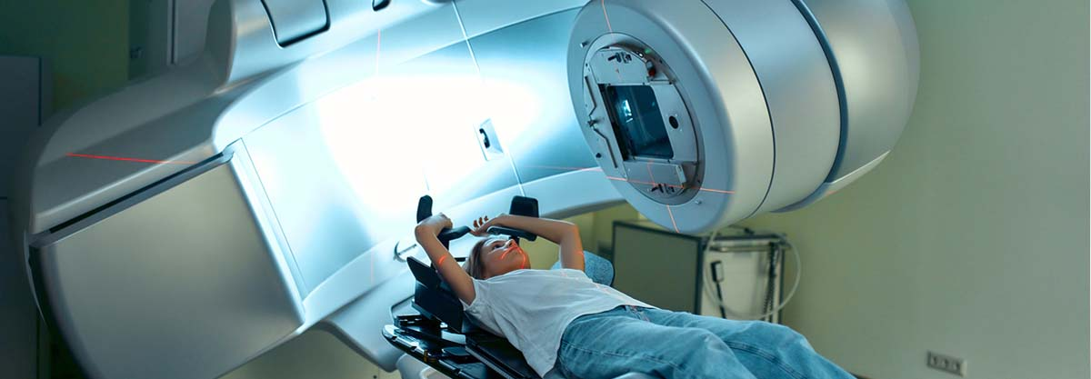 Tratamiento radioterapia