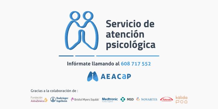 AEACaP - Servicio Atención Psicológica