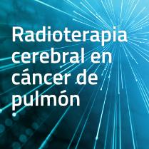 AEACaP Seminario online 'Radioterapia cerebral en cáncer de pulmón'
