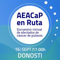 AEACaP en Ruta Donosti