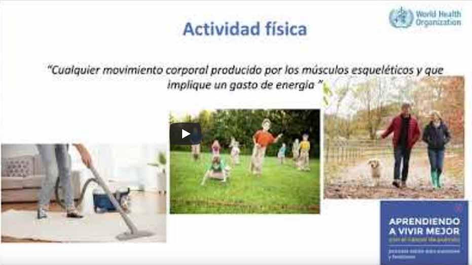 Video: Seminario web Entrenamiento físico y rehabilitación respiratoria