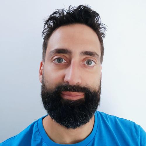 Moisés Perez vocalia segunda